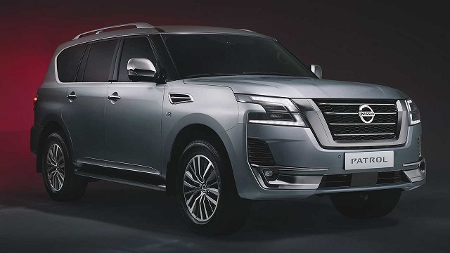 2021 Nissan Armada aka Patrol Concept Design
