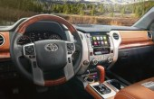 2021 Toyota Tundra Interior Updates