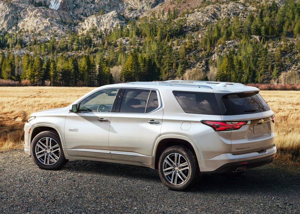 2021 Chevy Traverse High Country Review
