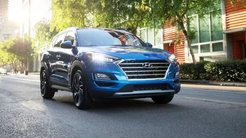2021 Hyundai Tucson Changes Exterior