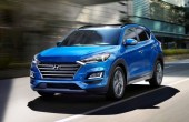 2021 Hyundai tucson Hybrid Engine Blue Color