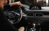 2021 Mazda CX-5 Interior Dashboard Equiped with i-ACTIVSENSE technology ecosystem