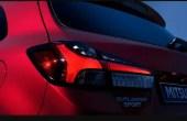 2021 Mitsubishi Outlander Sport Redesign Exterior Tail Light