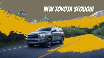 2021 Toyota Sequoia Redesign, Price & Release Dat