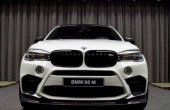 2021 BMW X6m Performance & Specs