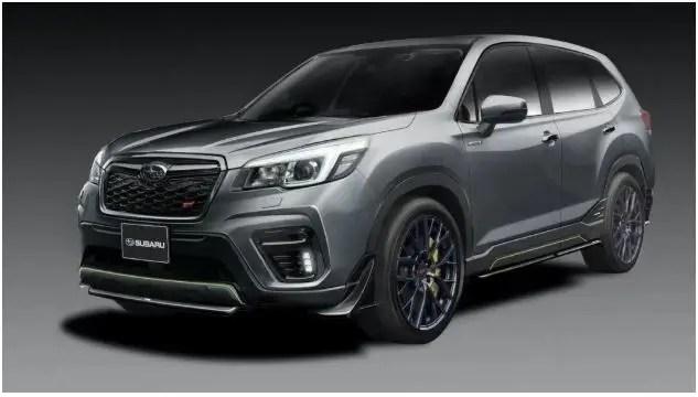 2021 Subaru Forester Render - Rumors
