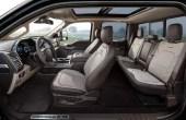 2021 Ford F-350 Dually Interior & Seat Capacity