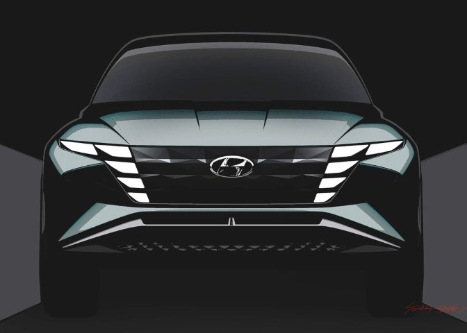 2022 Hyundai Tucson Redesign Exterior
