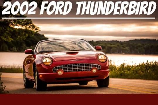 2022 2023 Ford Thunderbird Reborn