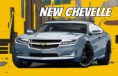 2022 Chevy Chevelle SS Concept Pictures