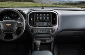 2022 Chevy Colorado New Interior Features