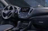 2022 Chevy Malibu Interior Dashboard