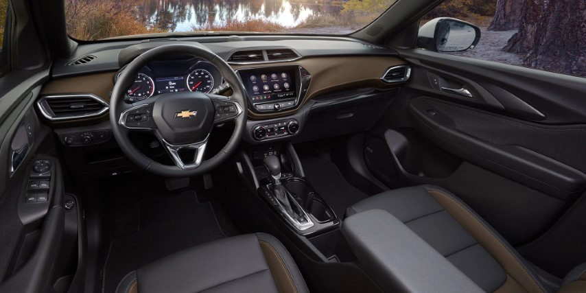2022 Chevy Trailblazer Interior