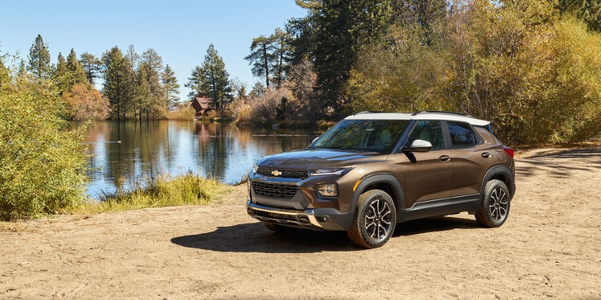 2022 Chevy Trailblazer Small SUV