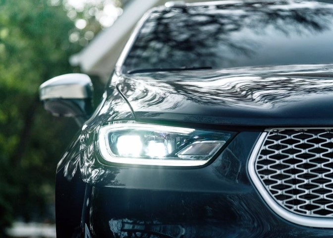 2022 Chrysler Pacifica New LED Headlight