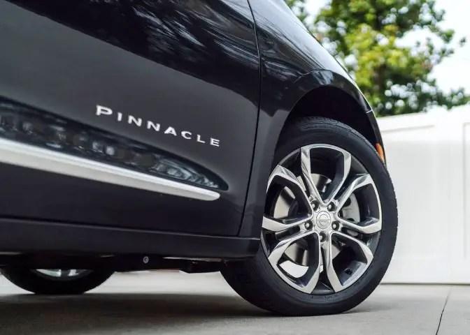 2022 Chrysler Pacifica Wheel Trims