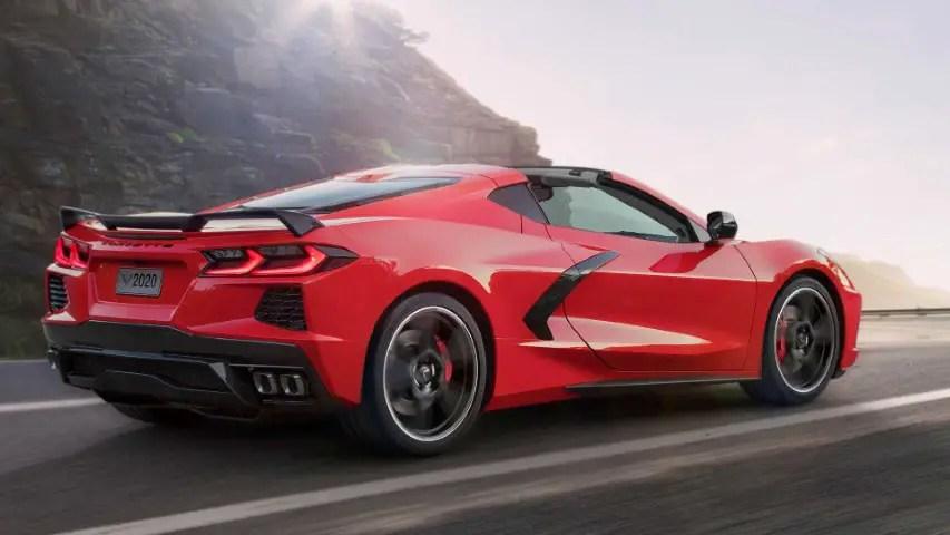 2022 Corvette C8 Z06 5.5 Liter Engine Specs