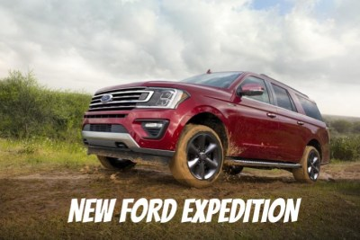 2022 Ford Expedition Full-Size SUV with BEST Towing & Decent Fuel Economy