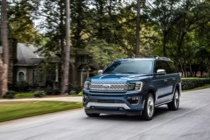 2022 Ford Expedition Redesign and Changes