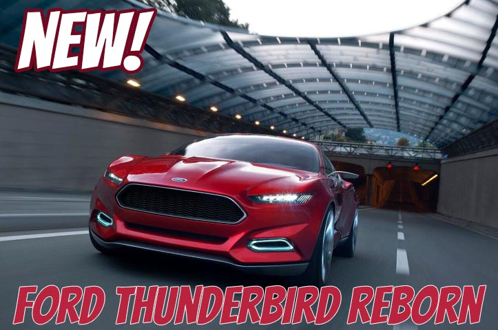 2022 Ford Thunderbird Release Date