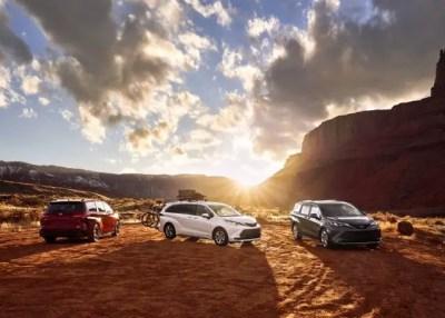 2022 Toyota Sienna Hybrid Engine & Bold Design Meets Spacious Interior