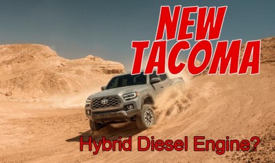 2022 Toyota Tacoma Redesign, Release Date & Price