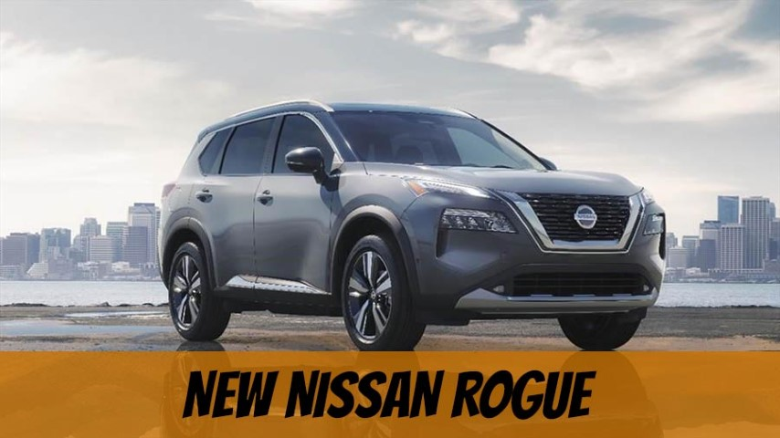 New Nissan Rogue Sport 2022 Model Year
