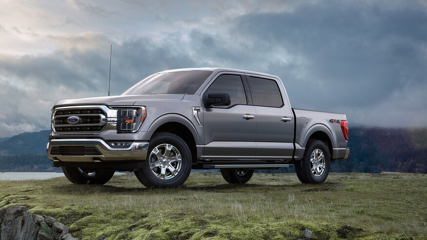 2022 Ford F-150 Electric Release Date & Price