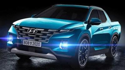 2022 Hyundai Santa Cruz Truck: Release Date, Specs, Exterior & Interior Concept