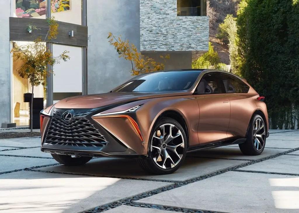 2022 Lexus LQ Hybrid Engine