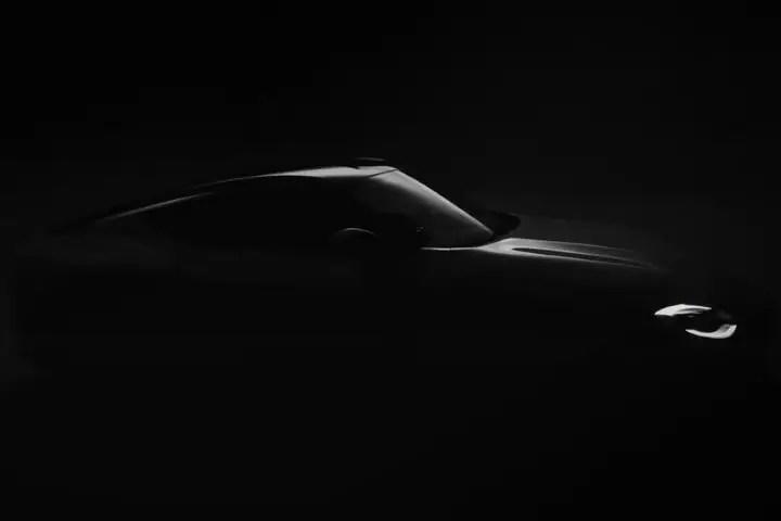 2022 Nissan 400Z Concept Teaser