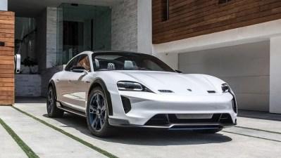 2022 Porsche Taycan Cross Turismo Price, Specs, Release Date