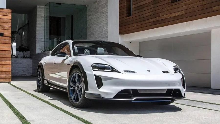 2022 Porsche Taycan Cross Turismo Release Date