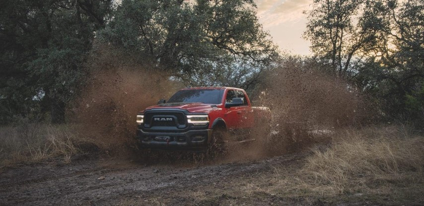 2022 RAM 2500 Four Wheel Drive Performance