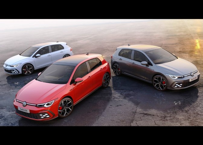 2022 VW Golf GTI Configurations