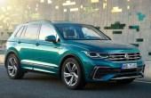 2022 VW Tiguan Redesign Exterior