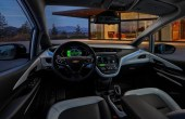 2022 Chevy Bolt EUV Interior based on Previous BOLT Model