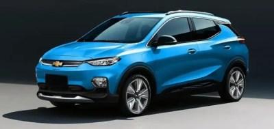 2022 Chevrolet Bolt SUV/EUV Specs, Range, Price & Release Date