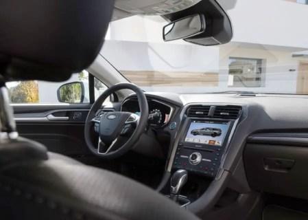 2022 Ford Fusion Active Wagon Redesign Interior