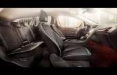 2022 Ford Fusion Active Wagon Seating Capacity