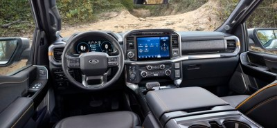 2022 Ford Tremor Interior Images