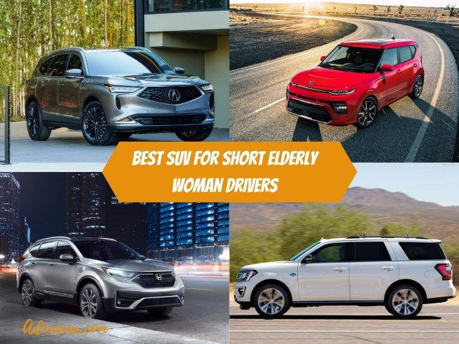 SUV For Short Woman Drivers