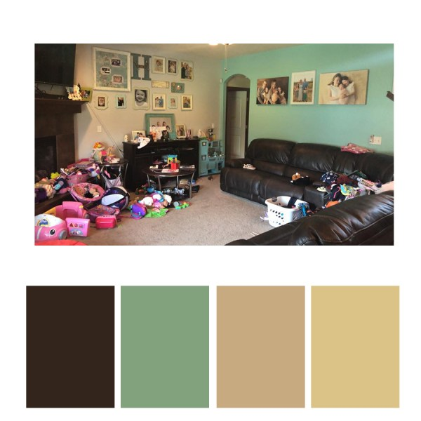 When getting your family's outfits ready for your portrait session, considering 'dressing' to coordinate with the room you'll be displaying your photos. Pull colors out of how you've decorated your spaces and incorporate them into your family's wardrobe. Here are some real life examples from Adored by Meghan, Southeastern, WA.