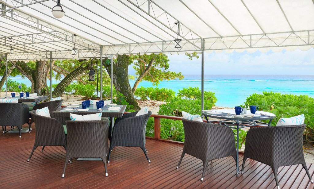 Hilton Seychelles Labriz Resort _ Spa - Cafe Dauban 2