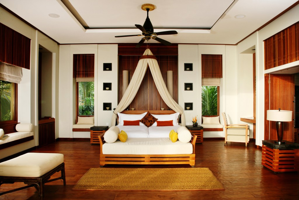 Maia Luxury Resort _ Spa - Maia Ocean Panoramic Villa Bedroom (2)