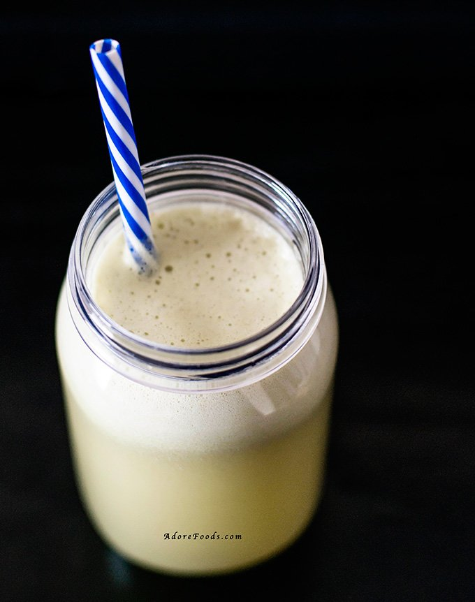 Honeydew and Mint Juice Recipe