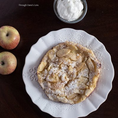 Dutch Apple Pannekoeken | Adore Foods