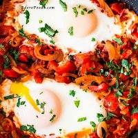 Shakshuka (Baked Eggs) Recipe