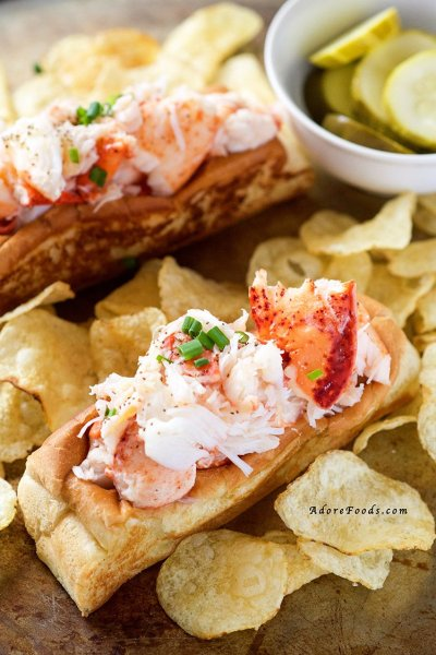 How to make the Best Lobster Rolls