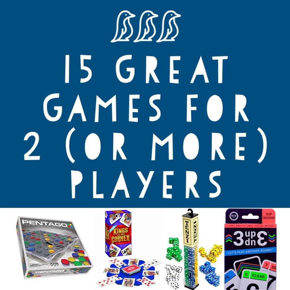 great games for two players